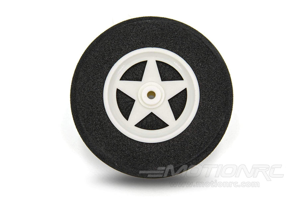 "BenchCraft 60mm (2.4"") x 18mm EVA Foam Wheel for 3mm Axle BCT5016-010"