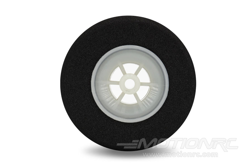 "BenchCraft 60mm (2.4"") x 21mm Super Lightweight EVA Foam Wheel for 4mm Axle BCT5016-016"