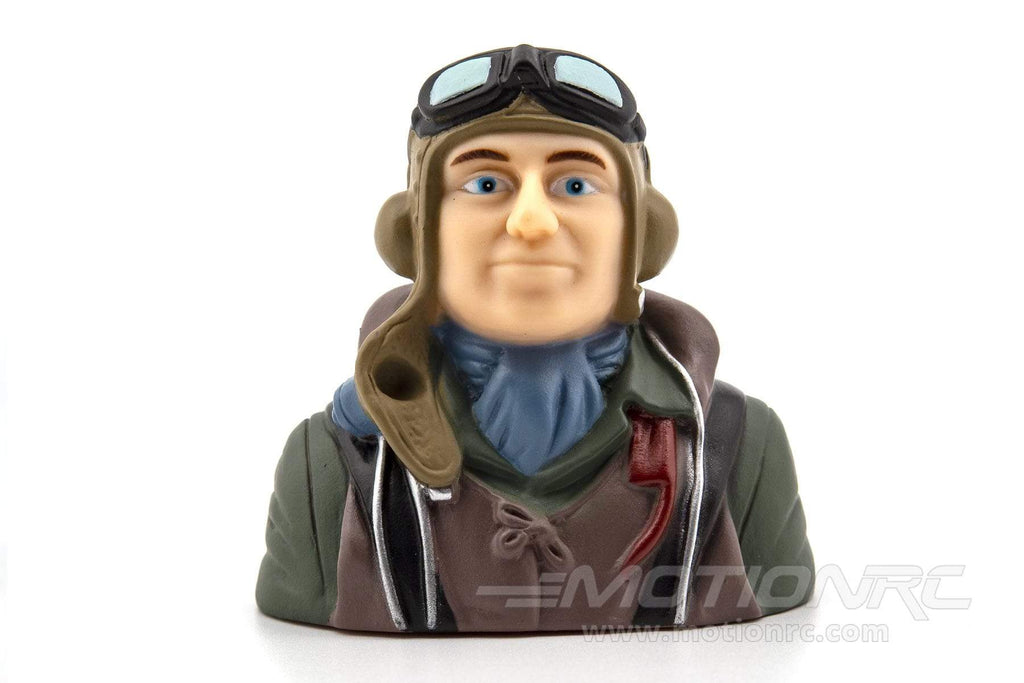 "BenchCraft 74mm (3"") WWII Pilot Figure BCT5032-001"
