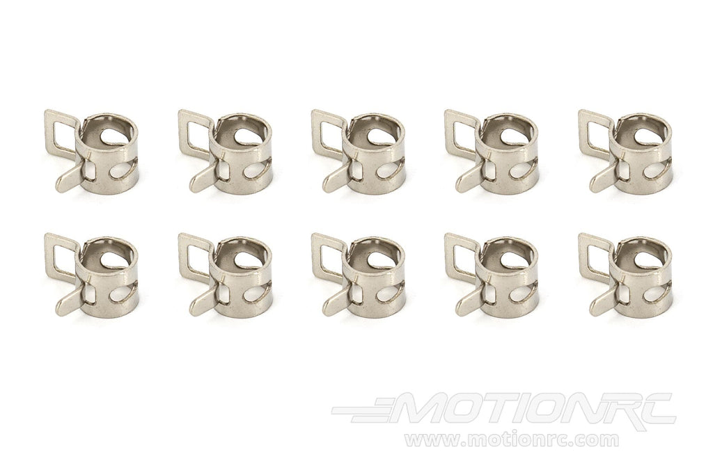 BenchCraft 8mm Metal Fuel Line Clips (10 Pack) BCT5031-032