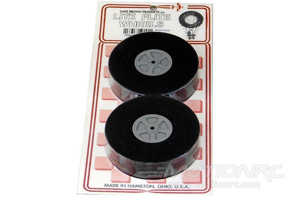 "Dave Brown Lite Flite 3"" Wheel Set WH30-5530"