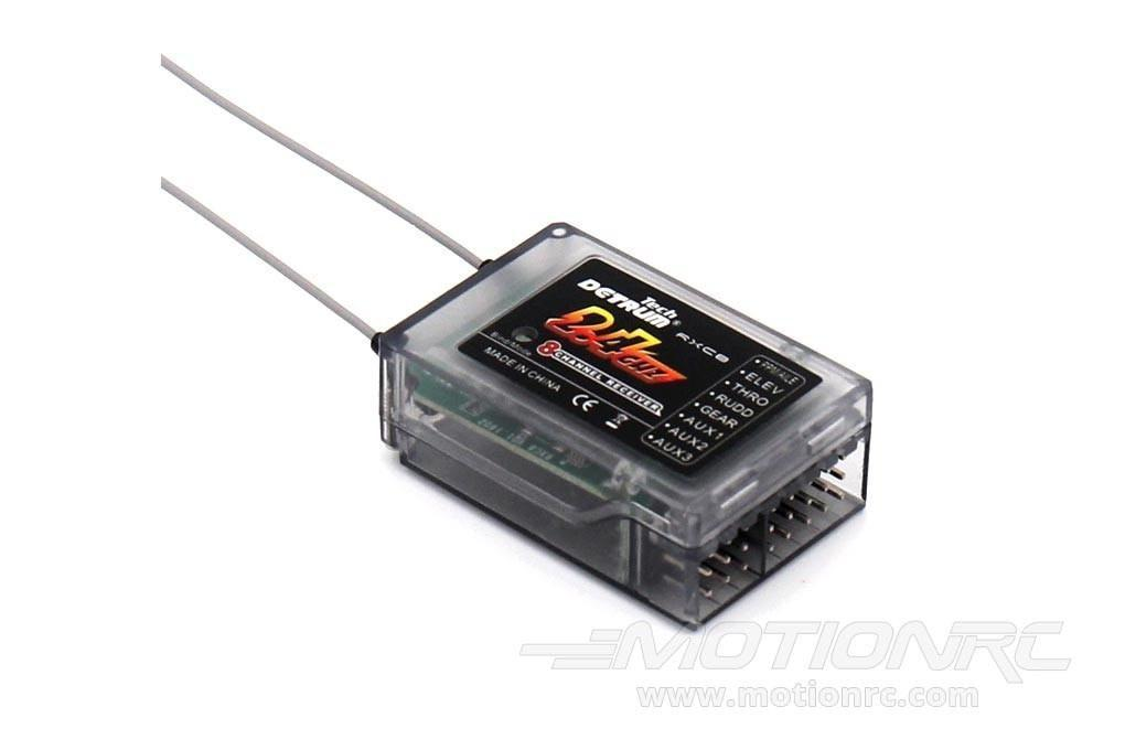 Detrum RXC8 8CH 2.4Ghz Receiver for GAVIN Transmitters DY-DTM-R002