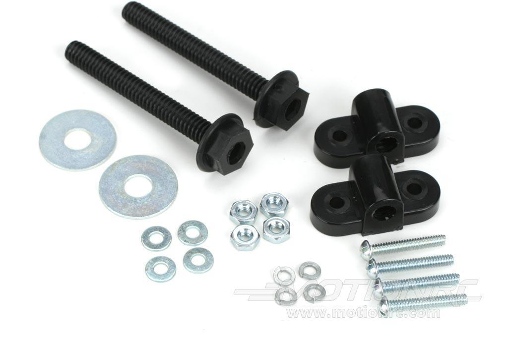 "Dubro 50.8mm / 2.00"" Nylon Wing Mounting Kit DUB256"