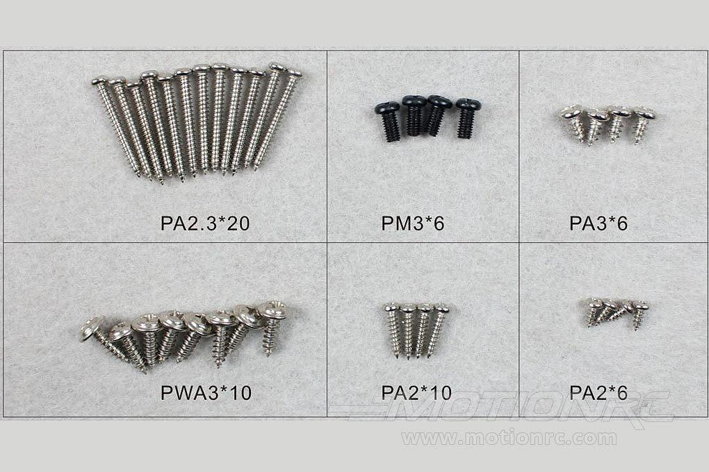 Dynam AT-6 Screw Set DY-AT6-19