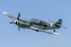"Dynam BF-109 with Gyro 1270mm (50"") Wingspan - RTF DY8951SRTF"