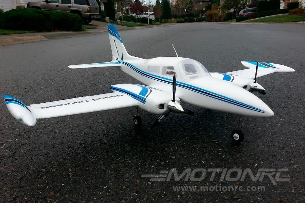 "Dynam Grand Cruiser with Gyro 1280mm (50"") Wingspan - RTF DY8935SRTF"