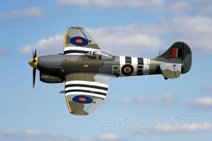 "Dynam Hawker Tempest with Gyro 1250mm (49"") Wingspan - RTF DY8959SRTF"