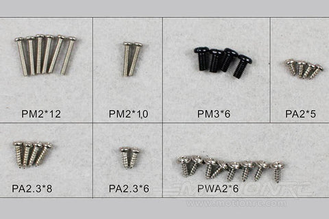 Dynam Hawksky V2 Screw Set DY-HAWKV2-13