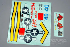 Dynam P-47D Decal Sheet DY-P47D-10