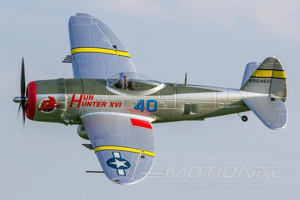 "Dynam P47-D Thunderbolt 1220mm (48"") Wingspan - PNP - SCRATCH AND DENT DY8956PNP(SD)"