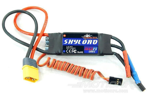 Dynam Pitts 50A ESC DY-Pitts-50A