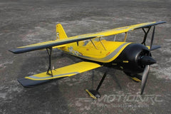 "Dynam Pitts Model 12 Yellow 1070mm (42 "") Wingspan - PNP DY8947PNP-GUL"