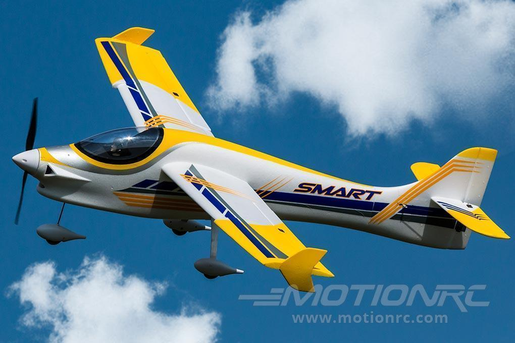 "Dynam Smart Aerobatic Trainer with Gyro 1500mm (59"") Wingspan - RTF DY8962SRTF"