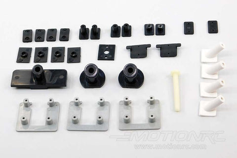 Dynam Turbo Jet Plastic Parts Set Plastic Part