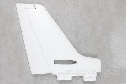 Dynam Turbo Jet Vertical Stabilizer DY-TURBO-03-WHITE