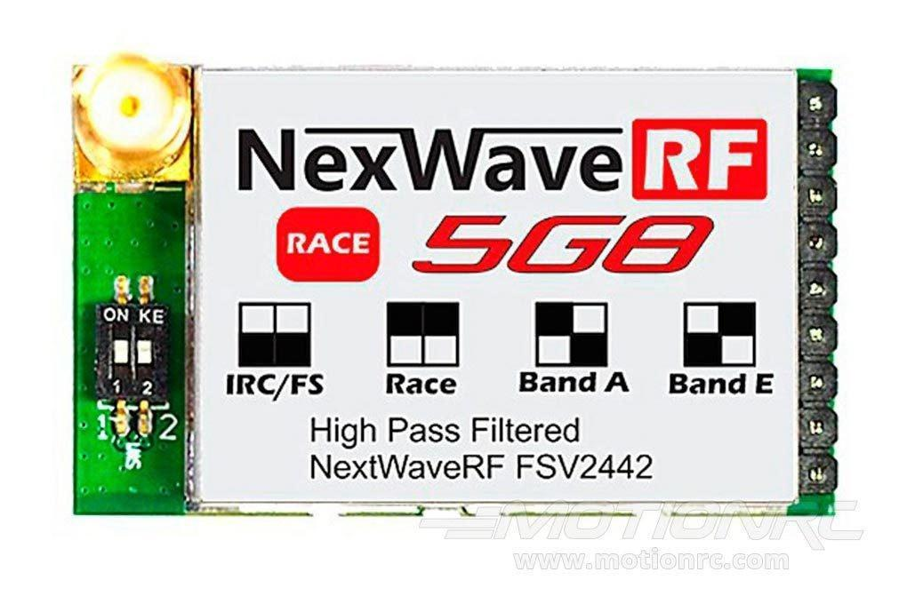 Fat Shark NexWave Receiver, 5G8, Race Band, 32ch FSV2442