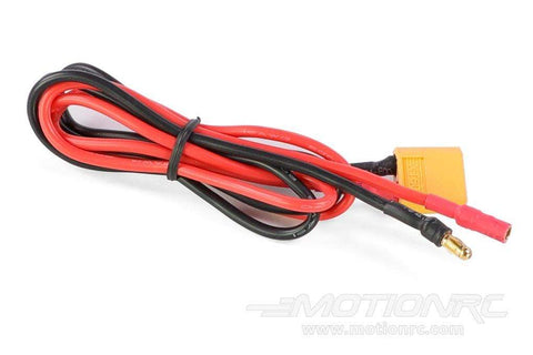FlightLine 1400mm OV-10 Bronco Battery Adapter Cable with XT60 FLW305101