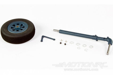 FlightLine 1600mm F7F Main Landing Gear Strut and Tire FLW3021085