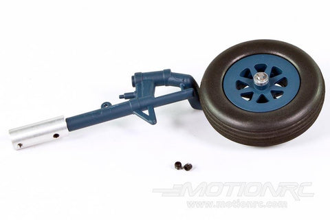 FlightLine 1600mm F7F Nose Landing Gear Strut and Tire FLW3021084