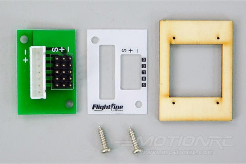 FlightLine 2000mm B-24 Liberator Main Wing Controller Module E1990102
