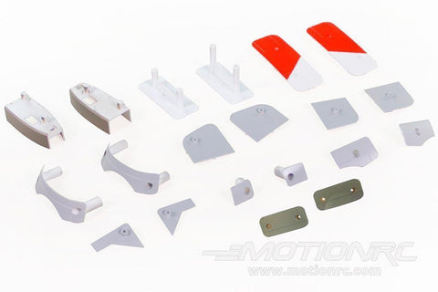 FlightLine 2000mm B-24 Liberator Plastic Parts A - Olive Drab FLW401094