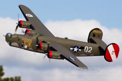 "FlightLine B-24 Liberator Olive Drab 2000mm (78 "") Wingspan - PNP FLW401P"