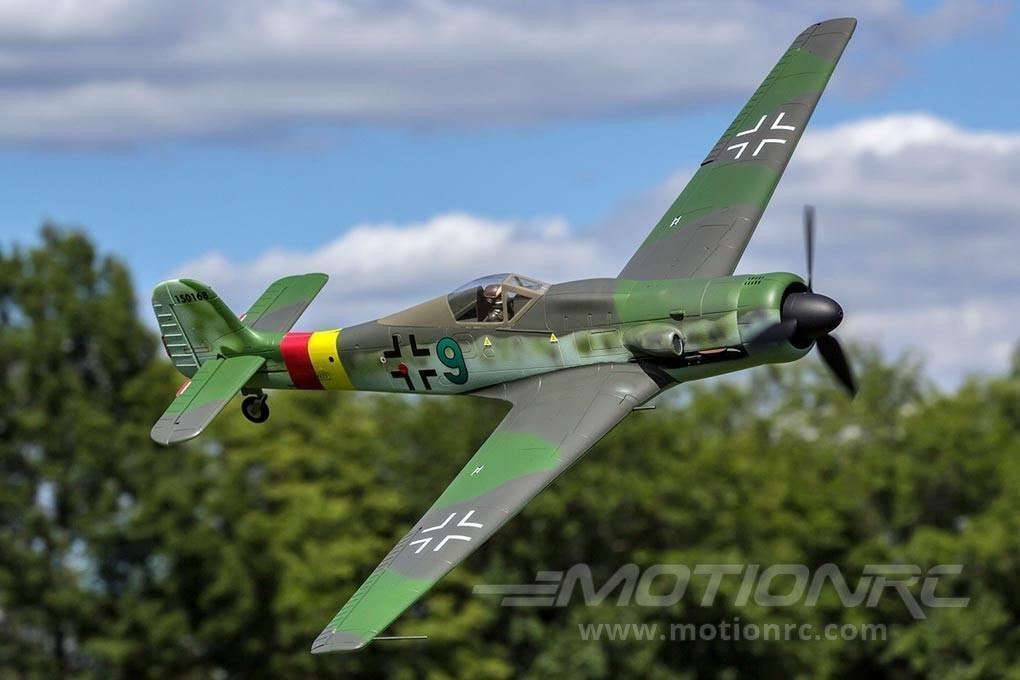 "FlightLine Focke-Wulf Ta 152H 1300mm (51"") Wingspan - PNP - SCRATCH AND DENT FLW205P(SD)"