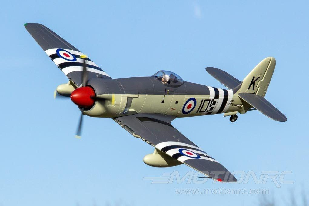 "FlightLine Hawker Sea Fury 1200mm (47"") Wingspan - PNP - SCRATCH AND DENT FLW01P(SD)"