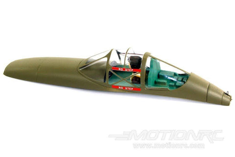 FlightLine P-38L Complete Cockpit - Green FLW301206