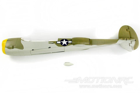 FlightLine P-38L Left Fuselage - Green FLW301201