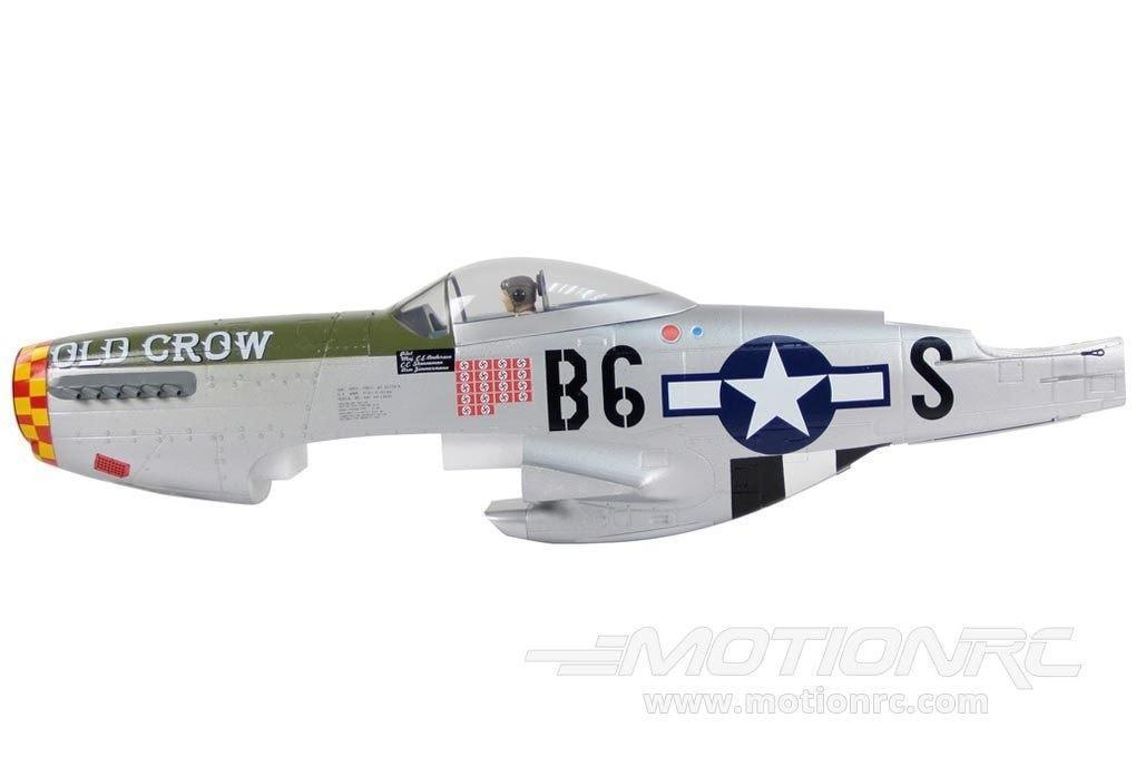 Freewing 1410mm P-51D Fuselage - Old Crow - SCRATCH AND DENT FW3012101(SD)