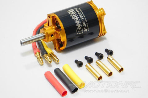 Freewing 3530-1850kV Brushless Outrunner Motor for Avanti/A-4 MO035304