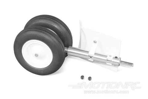 Freewing 70mm EDF AL37 Airliner Main Landing Gear Strut and Wheel - Left FJ31511085
