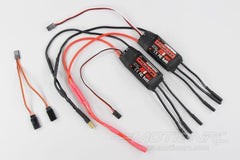 Freewing 70mm EDF Me 262 60A Dual Brushless ESCs 262D002001