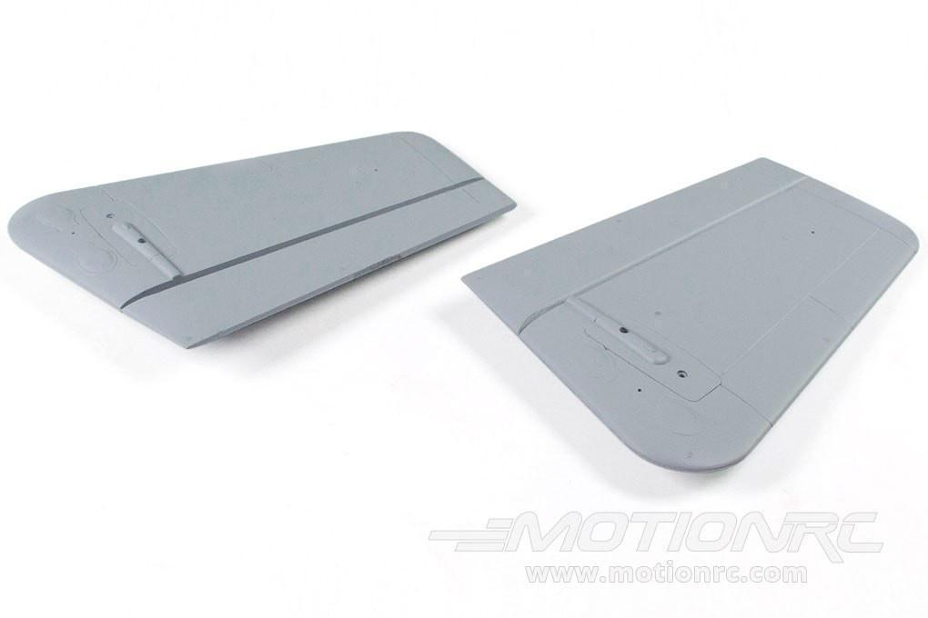 Freewing 80mm EDF A-10 Vertical Stabilizer Set - SCRATCH AND DENT FJ3111104(SD)