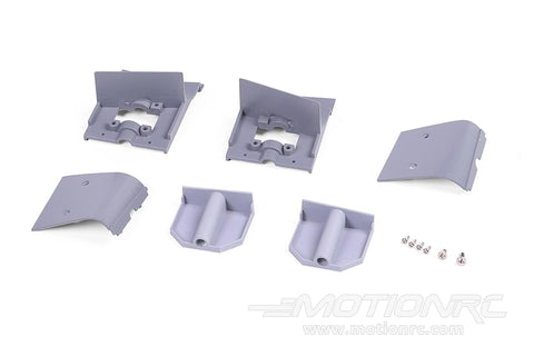 Freewing 80mm EDF JAS-39 Gripen Plastic Parts Set B FJ21811095