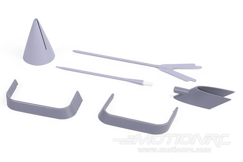 Freewing 80mm EDF JAS-39 Gripen Plastic Parts Set C FJ21811096