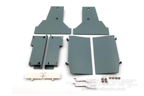 Freewing 80mm EDF T-33 Main Landing Gear Doors - German FJ21721093