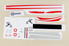 Freewing 80mm Super Scorpion Decal Sheet FJ2071107