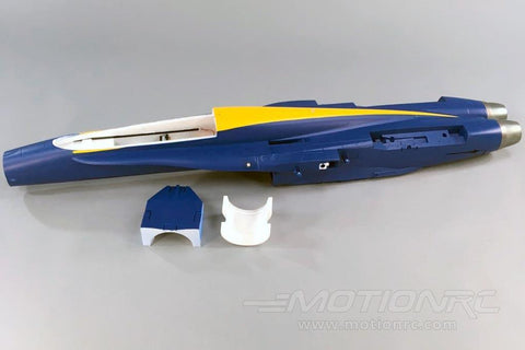 Freewing 90mm EDF F/A-18C Hornet Fuselage - Blue Angels FJ3141101