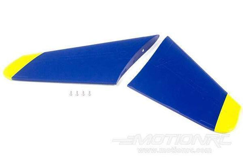 Freewing 90mm EDF F/A-18C Hornet Horizontal Stabilizer - Blue Angels FJ3141103