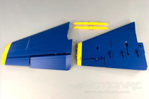 Freewing 90mm EDF F/A-18C Hornet Main Wing Set - Blue Angels FJ3141102