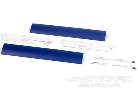 Freewing 90mm EDF F / A-18C Hornet Nose Gear Doors - Blaue Engel FJ31411093