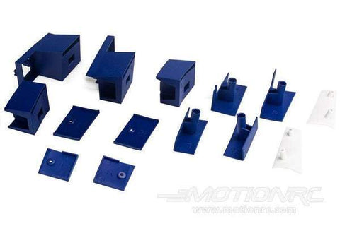 Freewing 90mm EDF F/A-18C Hornet Plastic Part Set C - Blue Angels FJ31411099