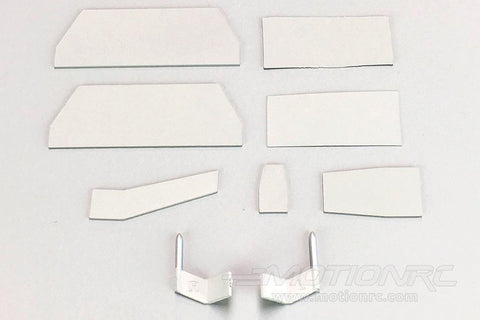 Freewing 90mm EDF F/A-18C Hornet Scale Plastic Parts - Base Gray FJ31421096