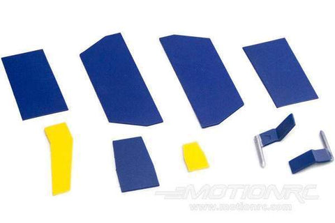 Freewing 90mm EDF F/A-18C Hornet Scale Plastic Parts - Blue Angels FJ31411096