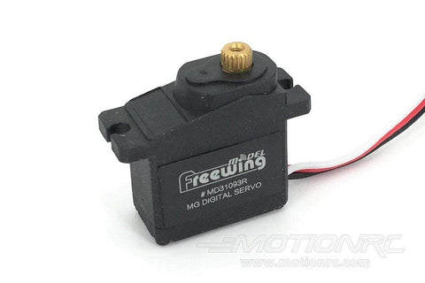 "Freewing 9g Digital Hybrid Metal Gear Reverse Servo with 800mm (31.4"") Lead MD31093R-800"