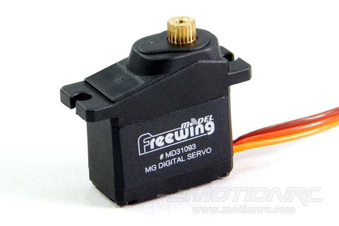"Freewing 9g Digital Hybrid Metal Gear Servo mit 550mm (22 "") - Leitung MD31093-550"