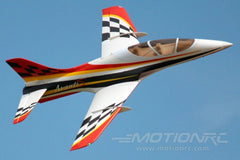 Freewing Avanti S Red High Performance 80mm EDF Ultimate Sport Jet - PNP - SCRATCH AND DENT FJ21221P(SD)