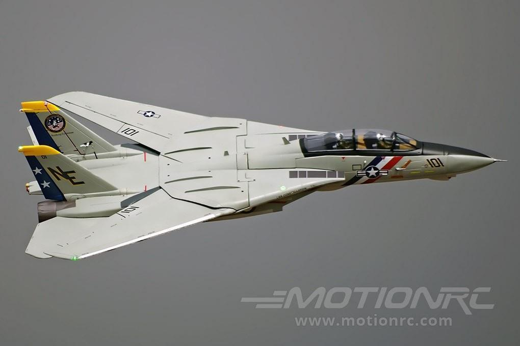 Freewing F-14 Tomcat Twin 80mm EDF Jet - ARF PLUS FJ30811K+